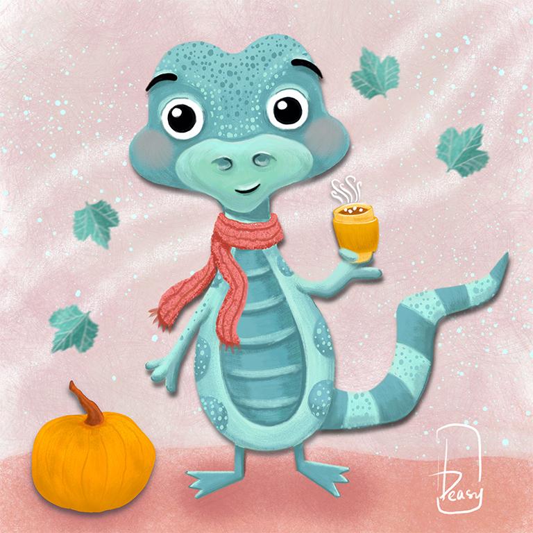 Lizard Latte